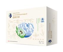航天神舟牌雪莲培养物蛹虫草固体饮料 180克(6克×30)/盒